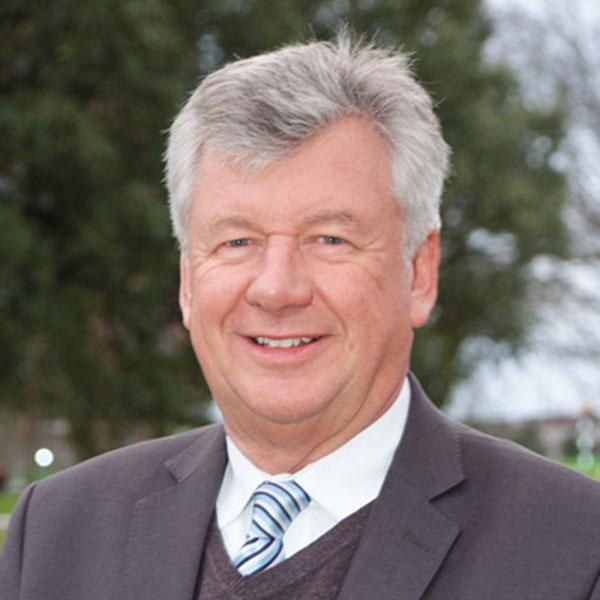 David Shortland MBE