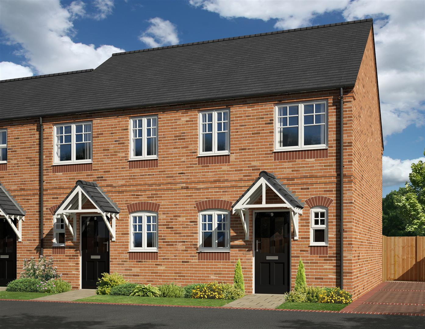 New Homes Binley Coventry