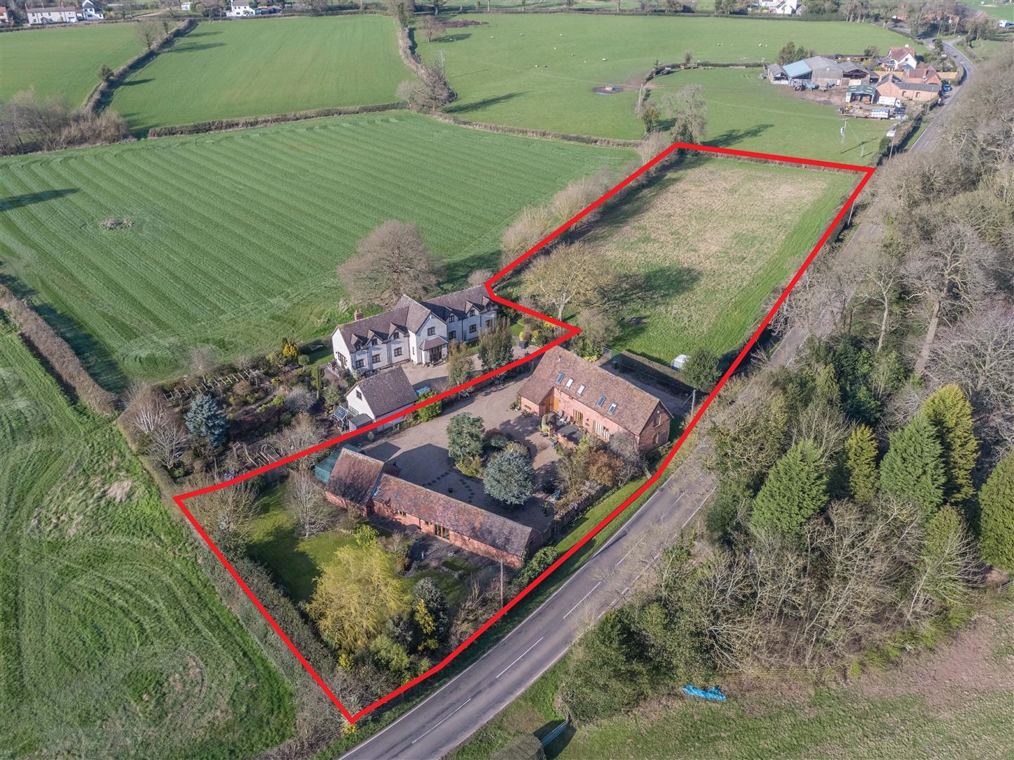 The Barn, Grange Farm, Wood End Lane, Fillongley, Coventry