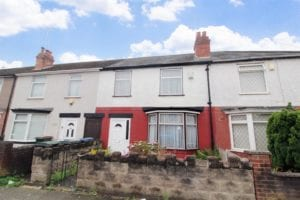 Nethermill Road, Radford, Coventry