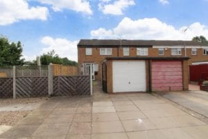 Hemsby Close, Canley, Coventry