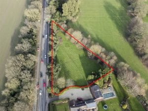 Land at Lion Farm, Rugby Road, Dunchurch