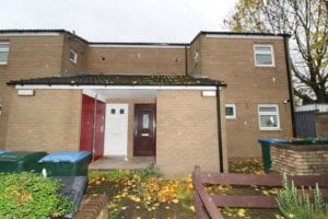 Vauxhall Close, Hillfields, Coventry