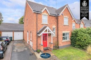 Monks Field Close, Tile Hill, Coventry