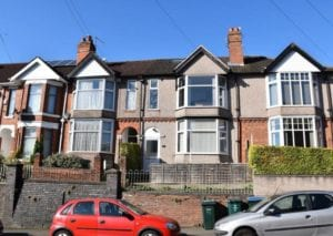 Minster Road, Coundon